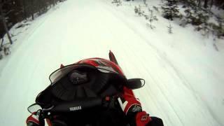 10. 2016 Snowmobiling Yamaha SXViper