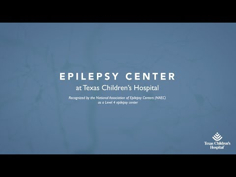 Epilepsy Center at Texas Children's Hospital