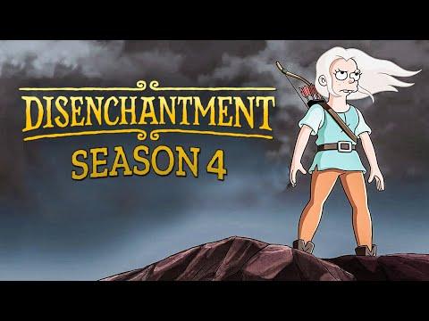 DISENCHANTMENT Season 4 is Going to Take a BIG Turn...