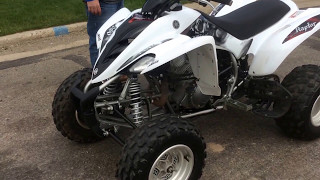 5. 2013 Yamaha Raptor 350 | For Sale | Online Auction