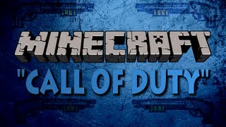 Minecraft: Call Of Duty Server - I WANT A TACTICAL NUKE