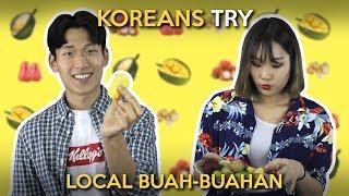 Video Koreans Try Local Buah-Buahan MP3, 3GP, MP4, WEBM, AVI, FLV September 2018