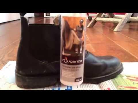 comment nettoyer ses boots d'equitation