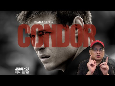 Condor Season 1 Review - NON spoilers