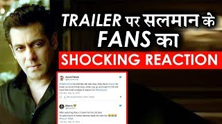 Video Salman Khan Fans Highly DISAPPOINTED With RACE 3 Trailer MP3, 3GP, MP4, WEBM, AVI, FLV Mei 2018