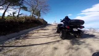 9. 2016 Wildcat Trail XT & Arcticcat TRV 1000 EFI