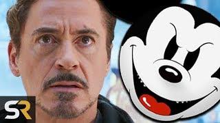 Video 10 Crazy Rules Disney Makes Marvel Studios Follow MP3, 3GP, MP4, WEBM, AVI, FLV Agustus 2018