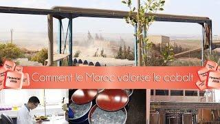 Comment le Maroc valorise le cobalt
