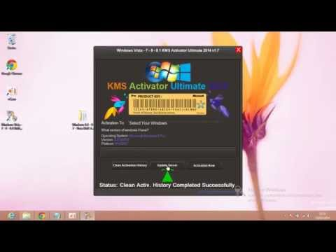 how to kms windows 8