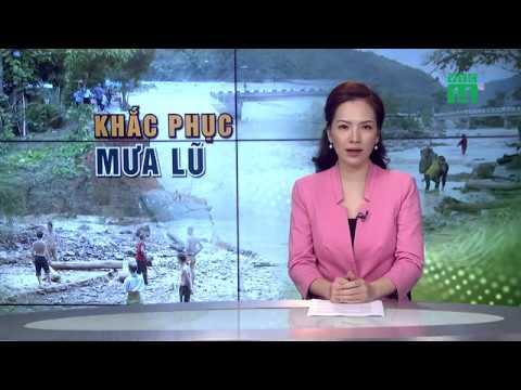 Lai Châu tập trung khắc phục hậu quả mưa lũ | VTC14