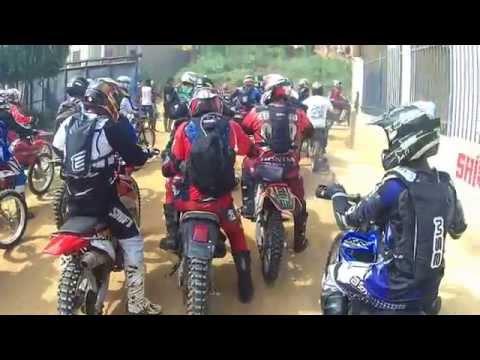 7º Encontro de Trilheiros em Muqui-ES  08/03/2015  Parte 01/07