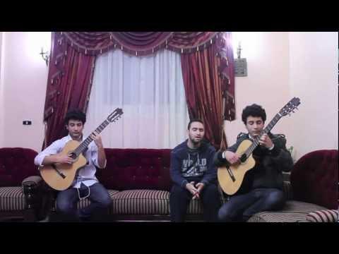 Ady elli f Bali Mohamed Hamaki  (Guitar Cover) (видео)