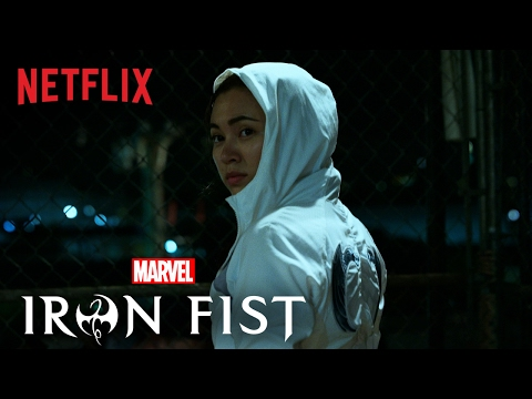 Marvel's Iron Fist Season 1 (Clip 'Collen Wing')