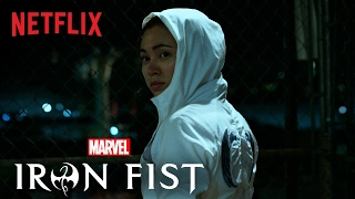 VIDEO: COLLEEN WING in Cage Match Clip from Netflix's Iron Fist