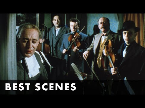 THE LADYKILLERS - Best Scenes starring Alec Guinness and Peter Sellers [4K]