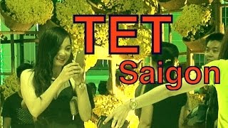 Video Tet Vietnam. New Years in Saigon. Beautiful people.. MP3, 3GP, MP4, WEBM, AVI, FLV Januari 2018