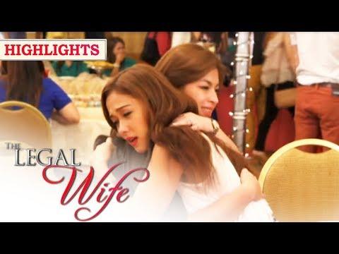 Monica, humingi ng tawad kay Nicole | The Legal Wife