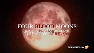 Encore Presentation   Four Blood Moons Movie April 9th  2015