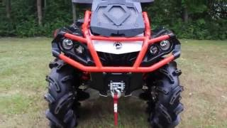8. Can am Outlander XMR