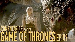 Se você assistiu ao nono episódio de Game of Thrones, chegou a hora de especular! Chega aí! Making of Episódio 9: https://www.youtube.com/watch?v=B93k4uhpf7g...