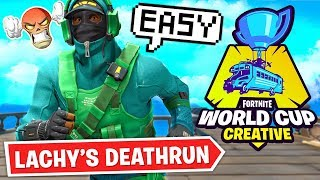 BEATING LACHLAN'S DEATHRUN!
