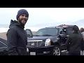 Liam Hemsworth Shows Off His Temper In Malibu