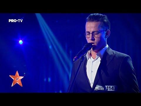 Românii au talent 2020: Patric Hanganu