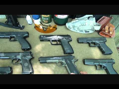 Airsoft - Fun Airsoft Reviews Presents: Getting into Airsoft for Self Defense Pistol training can be overwhelming. Here are a few of the basics to consider. You can st...