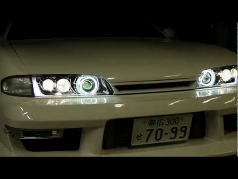 S14Silvia HeadLight Modify