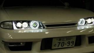 S14Silvia HeadLight Modify