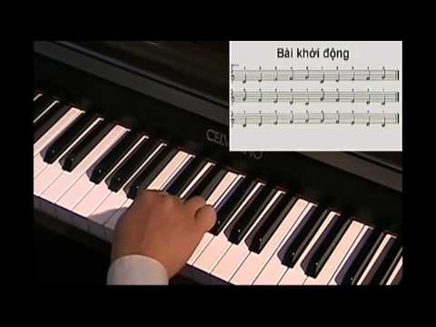 Hoc Dan Online Piano Level 1_Bài 1