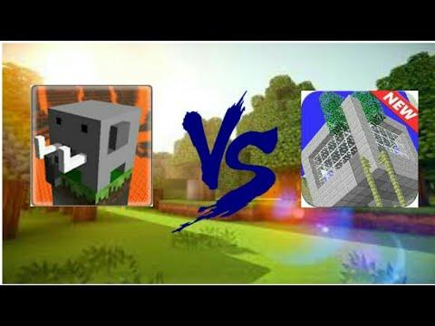 Craftsman vs Miniworld(Craftsman:building craft vs WorldCraft 2:Crafting & building 2020)