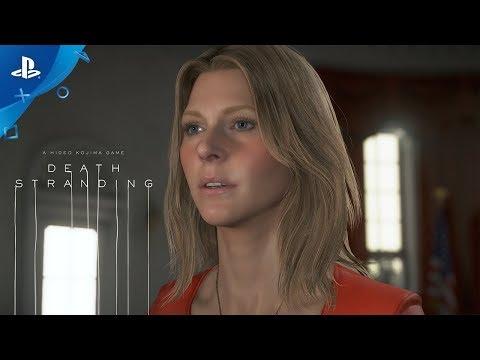 Trailer Briefing  de Death Stranding
