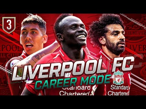 FIFA 19 LIVERPOOL CAREER MODE #3 - THE EGYPTIAN KING TAKES OVER PREMIER LEAGUE!