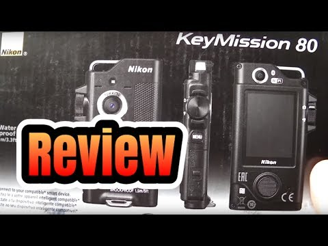 Nikon KeyMission 80 Review and Test