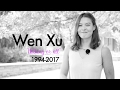 Remembering Wen Xu (Ariel)