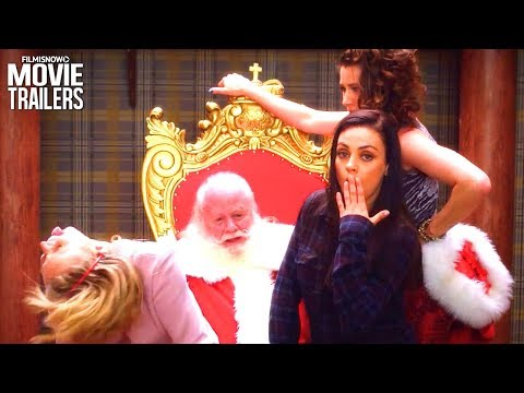 A Bad Moms Christmas | Official Trailer - Mila Kunis Comedy