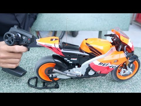 Lâm Vlog - Xe Moto Điều Khiển Từ Xa Cực Chất | Superbike Mini Moto - Thời lượng: 10:04.