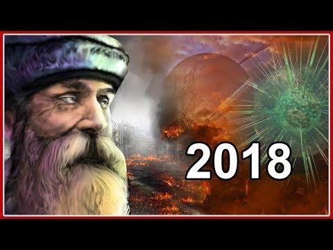 Das passiert im Jahr 2018 ? Nostradamus Prophezeiung Vorhersage