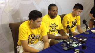 Tigers on UAAP finals game 1 loss to FEU