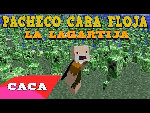 PACHECO CARA FLOJA – La lagartija [VIDEOCLIP]