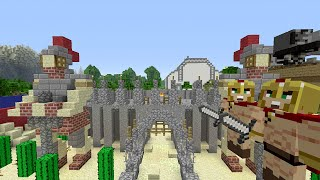 Minecraft Xbox - Survival Madness Adventures - The Gladiator Games [196]
