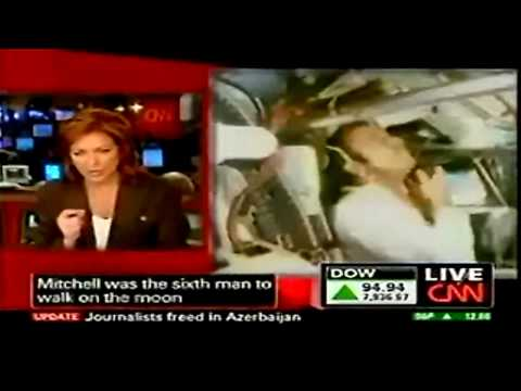 CNN News Interview Nasa Astronaut Edgar Mitchell Aliens And UFOs Are Real