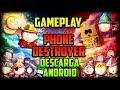 Salio! - South Park Phone Destroyer - Como Descargarlo en Android - Gameplay - Review