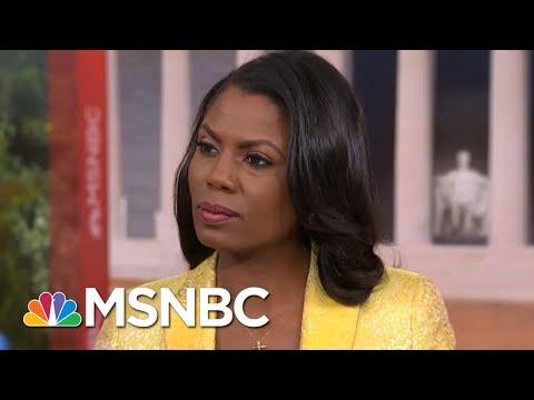 Omarosa Manigault: President Trump 'Certainly' Hated Barack Obama For His Race | Hardball | MSNBC