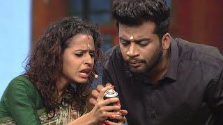 Video #NayikaNayakan I Meenakshi & Shambhu in Mazha Peyyunnu Maddalam Kottunnu round I Mazhavil Manorama MP3, 3GP, MP4, WEBM, AVI, FLV Oktober 2018