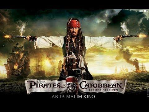 """Pirates of the Caribbean - Fremde Gezeiten"" | Deutsch German Kritik Review & Trailer Link [HD]"