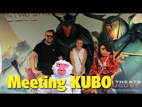Kubo and the Antics of Craig & Kylie | Universal Studios Florida