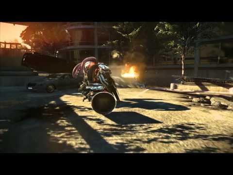 Crysis 2. Трейлер
