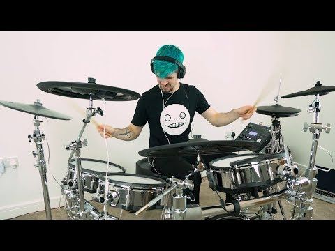 System Of A Down - Chop Suey Drum Cover